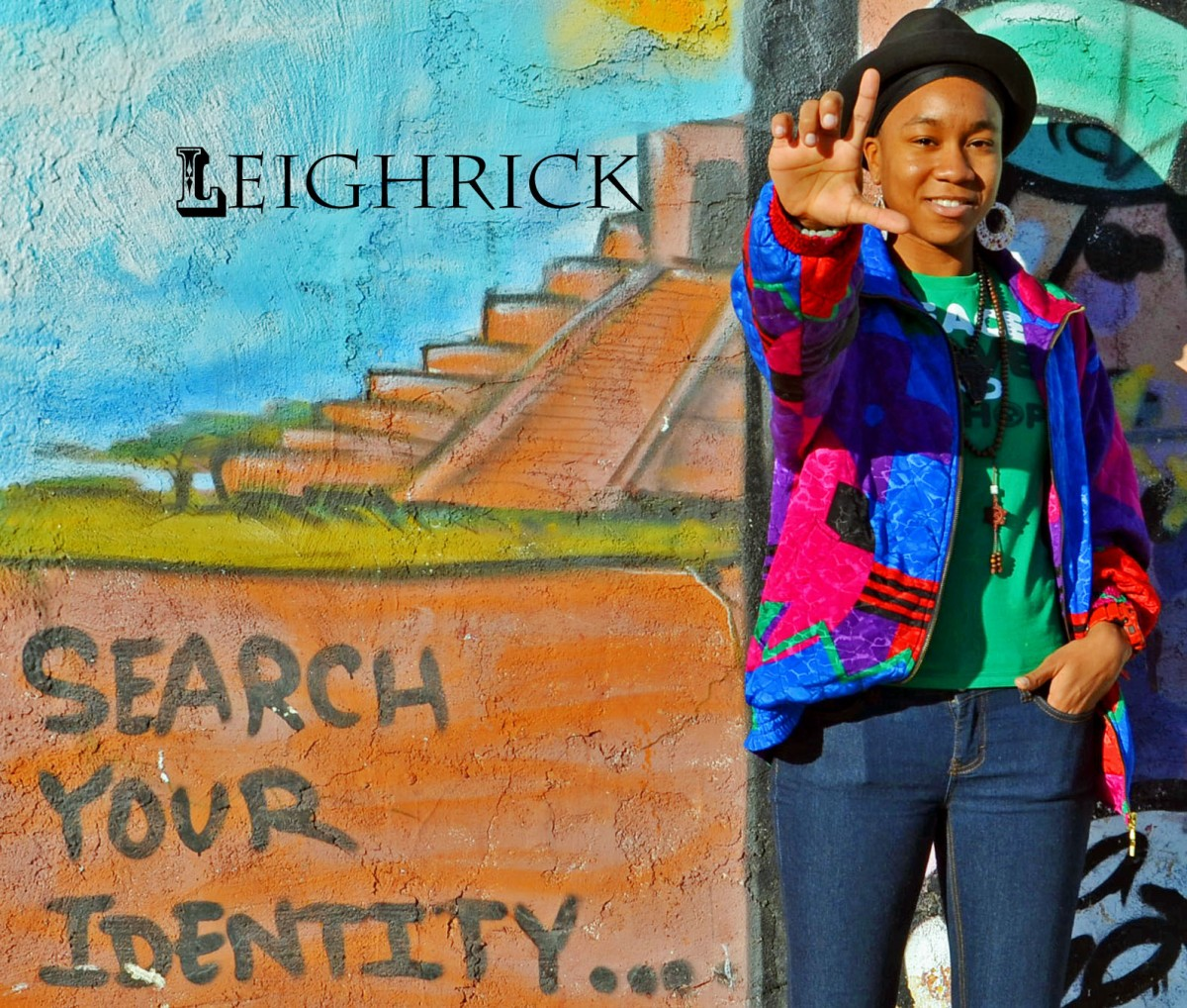 Vigilant Leighrick of iLLFoLK Conglomerate